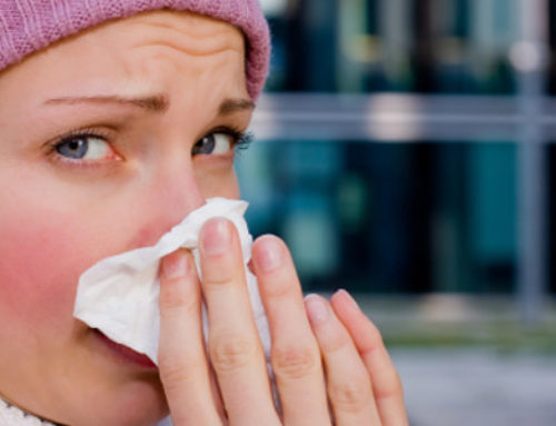 Cold and Flu Prevention!